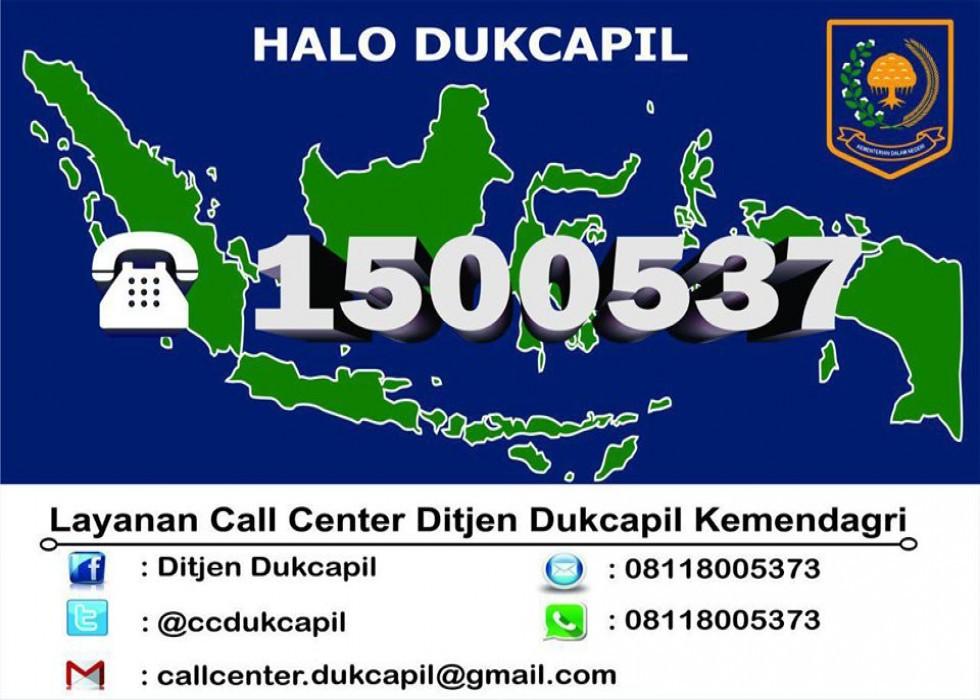 Kendala NIK dan KK Saat Sensus Penduduk 2020 Online, Berikut Layanan Call Center Dukcapil