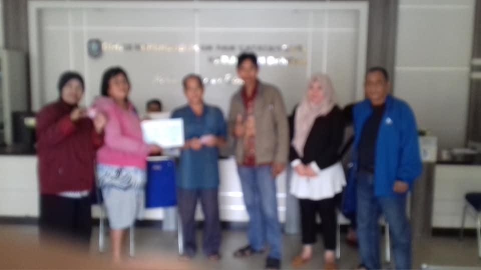 PELAYANAN DI. Dukcapil Kabupaten Bangka TETAP BUKA WALAUPUN DALAM SUASANA CUTI BERSAMA 03 - 06- 2019 - (Ada 3 foto)