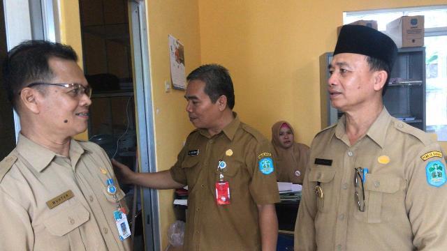 Kunjungan Sidak Wakil Bupati Bangka - (Ada 2 foto)