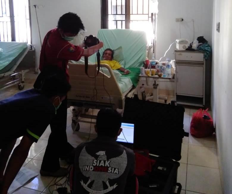 Perekaman KTP Elektronik di RSUD Depati Bahrin Sungailiat - (Ada 5 foto)