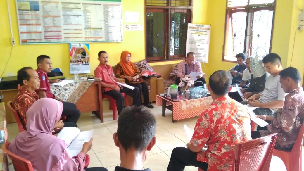 Kegiatan Sosialisasi di Desa Gunung Pelawan Kab. Bangka - (Ada 3 foto)